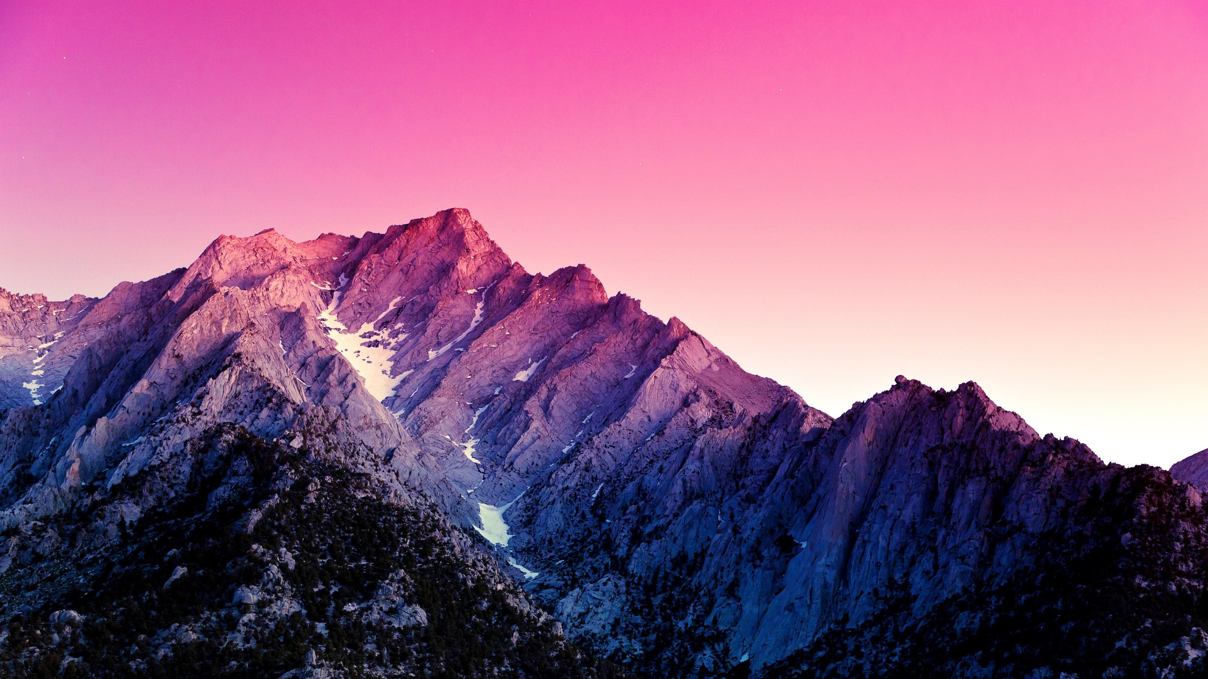 Stunning Mountain Desktop Wallpaper HQ