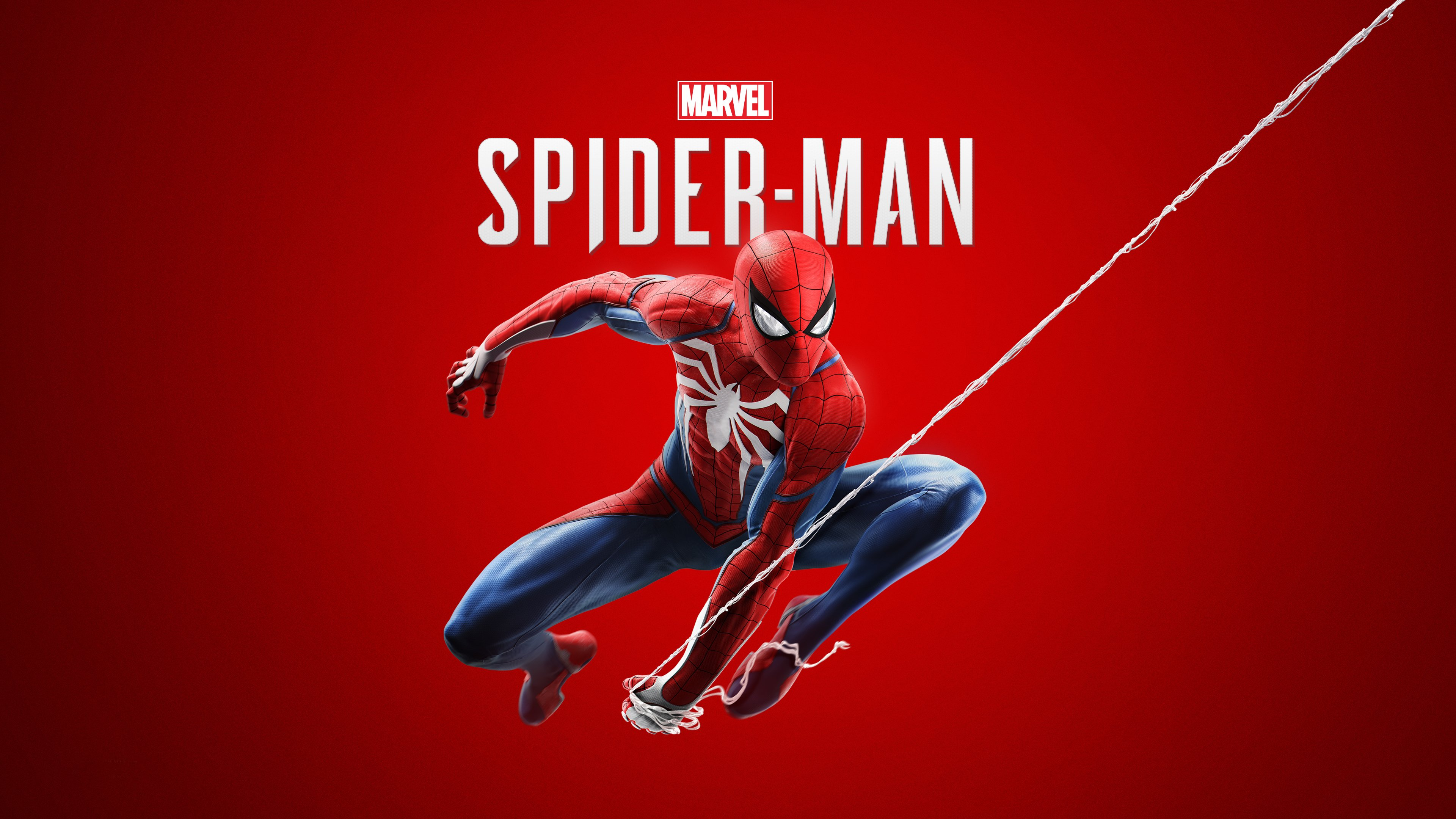 Spider Man PS4 Video Game 4k Wallpaper