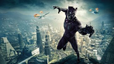 Black Panther Photo Wallpaper 4k HD 3840×2160