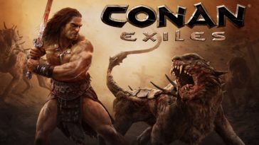 Conan Exiles 2018 Game HD Poster 4k Background 3840x2400