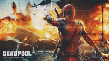 Deadpool Film Action Scene 4k Wallpaper