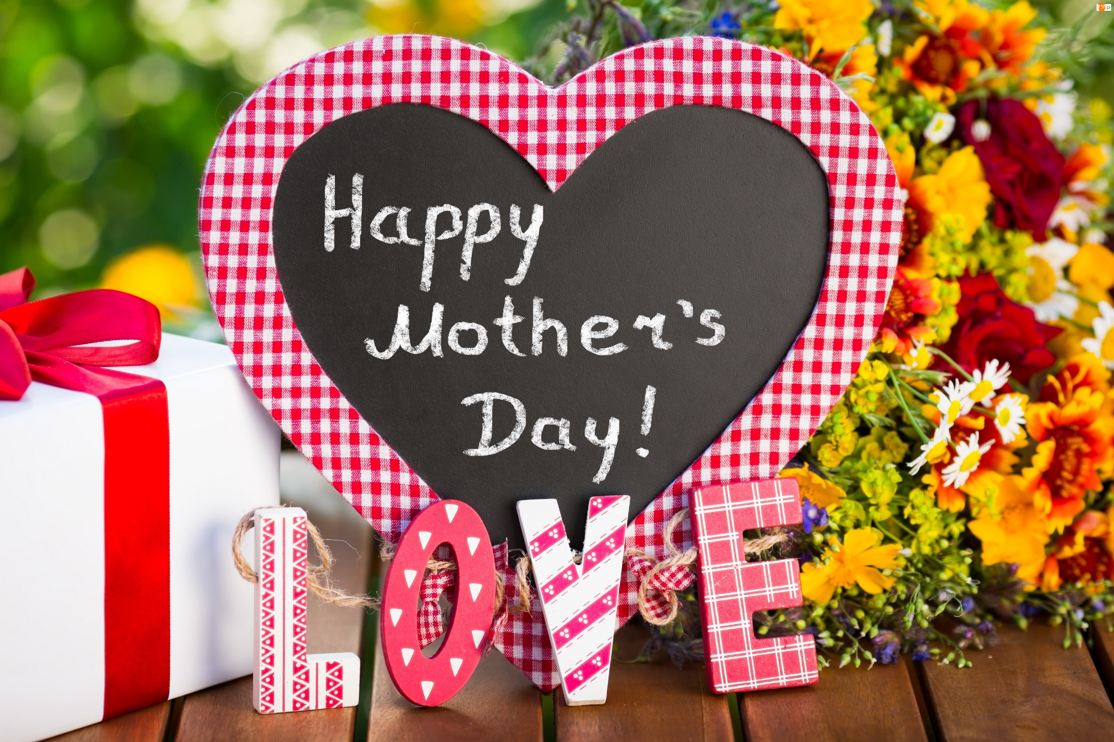 Happy Mother's day with Love