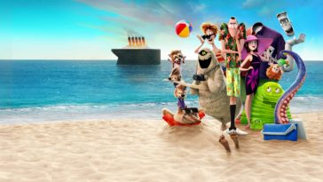 Hotel Transylvania 3 Summer Vacation 2018 Film 4K Photo