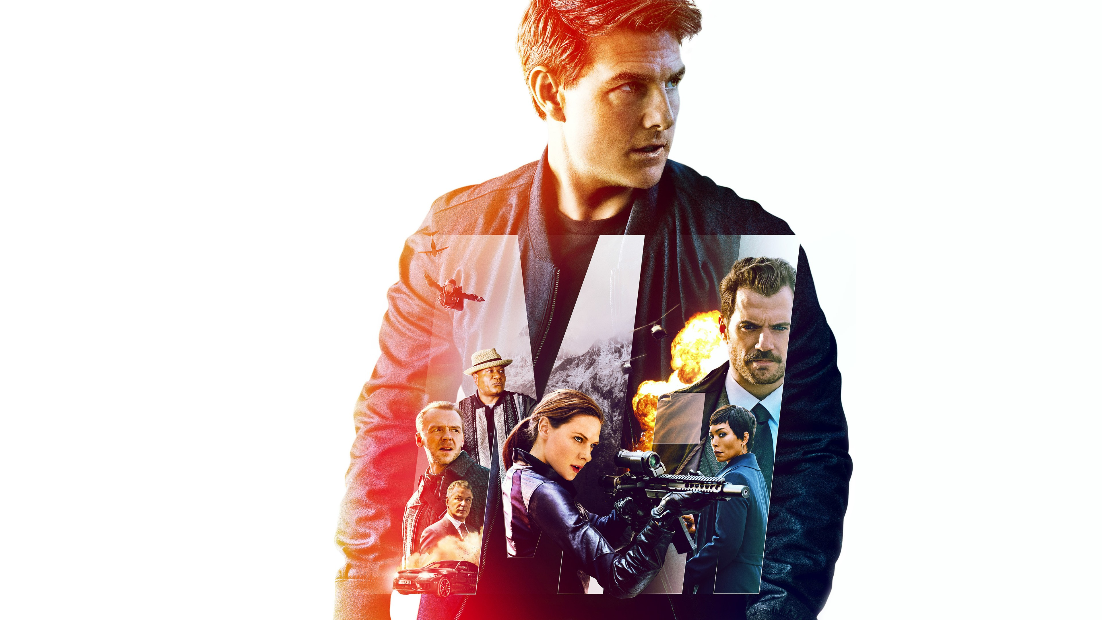 Mission Impossible Fallout 2018 4K Wallpaper Free Download-3840x2160