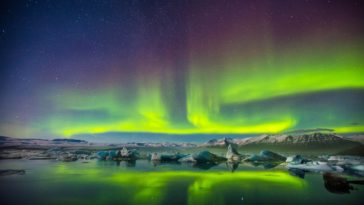 Northern Lights Photography HD 4k Wallpaper 3840x2160