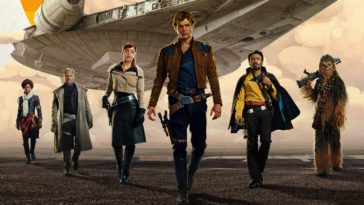 Solo A Star Wars Story Movie Photo for Desktop