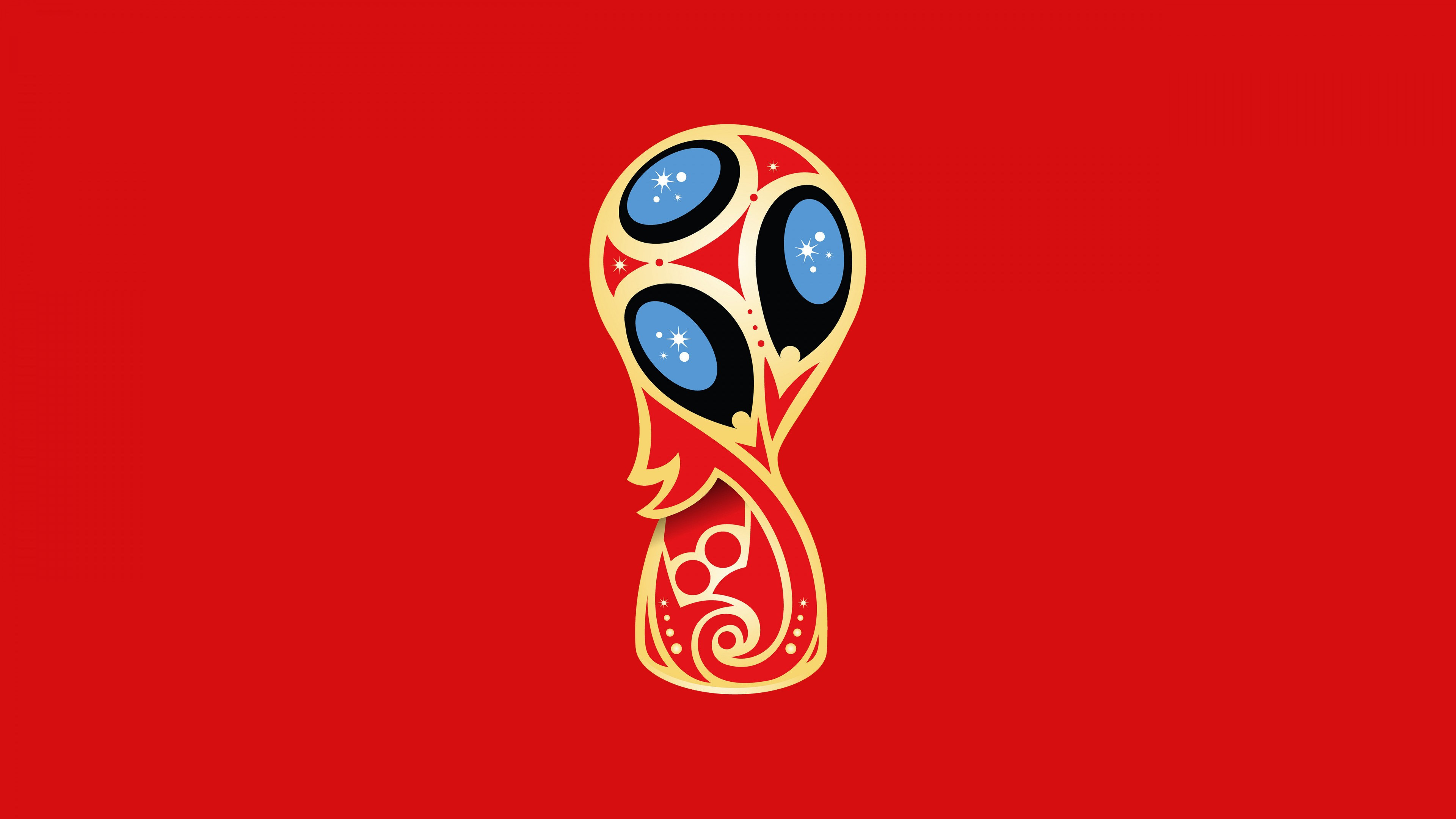 2018 FIFA World Cup in Russia 4k Wallpaper Background 3840x2160