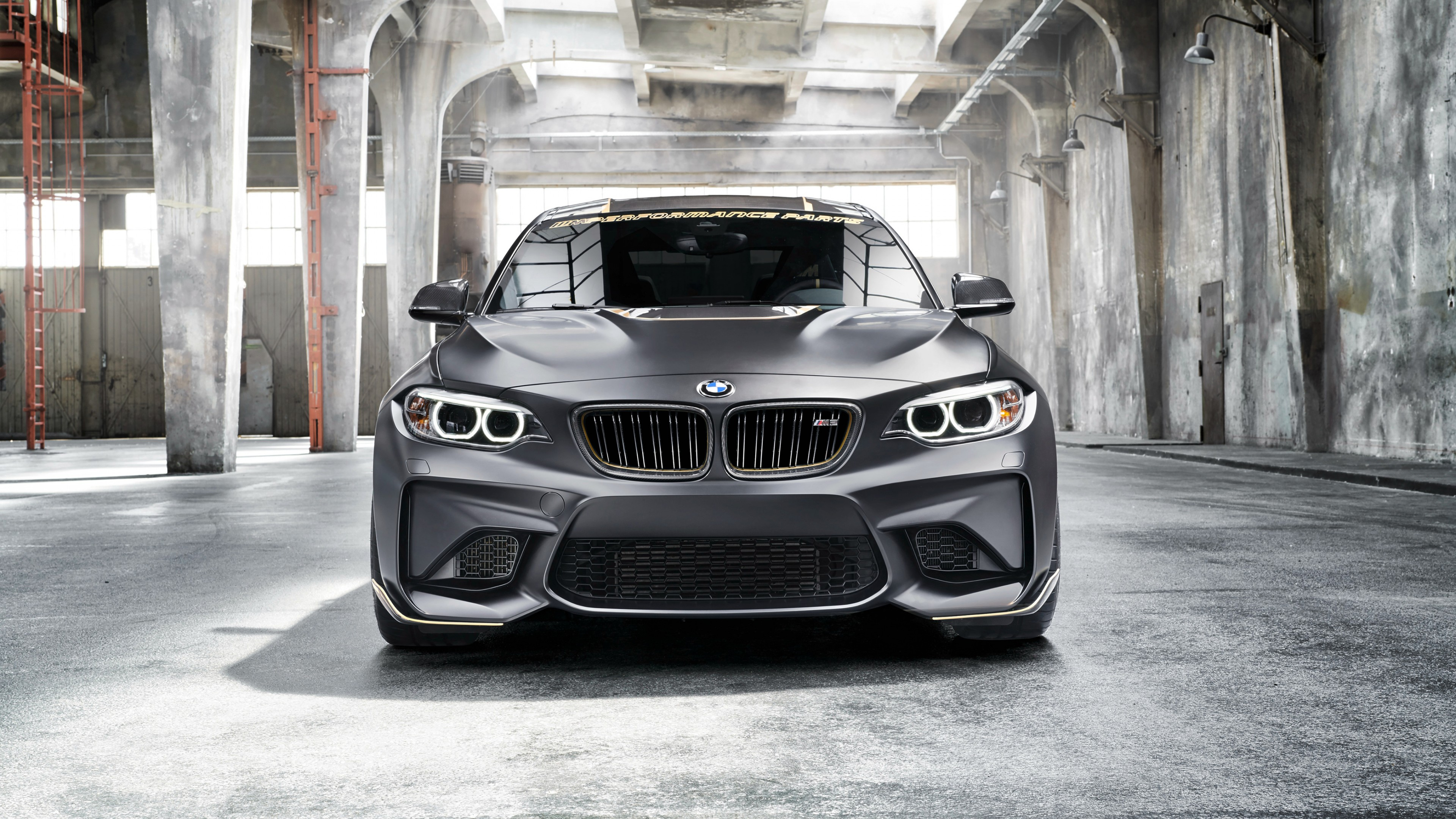 BMW M2 M Performance Parts Concept Photo 4k 3840x2160