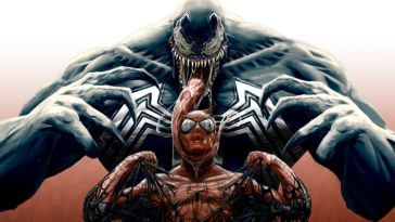 Venom Vs Spider Man Stunning Artwork Desktop 4K HD