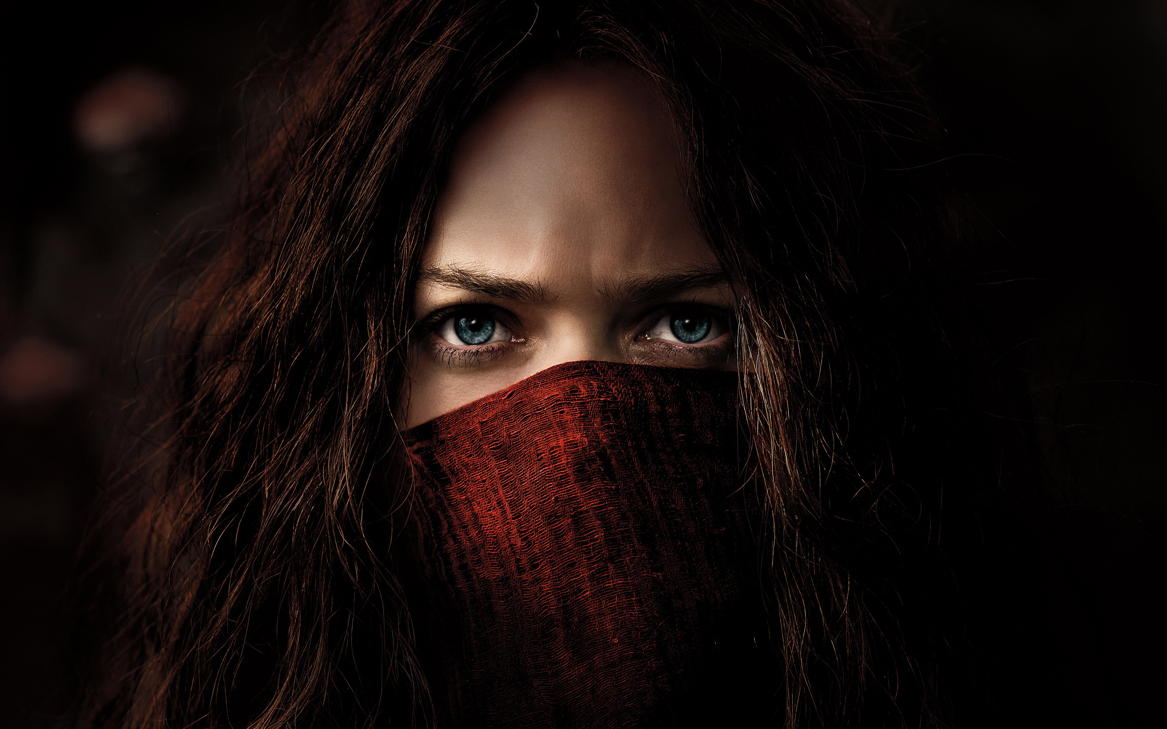 Mortal Engines Movie Hera Hilmar Photo 4k Wallpaper 3840x2400
