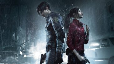 2018 Resident Evil 2 Game Poster 4K HD Wallpaper