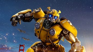 Bumblebee Movie 2018 Ultra HD Wallpaper 4K