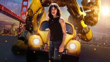 Hailee Steinfeld in Bumblebee Movie HD Wallpaper 4K Free