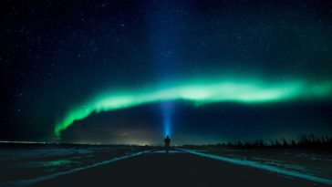 Northern Lights Aurora Photography HD Wallpaper 4K