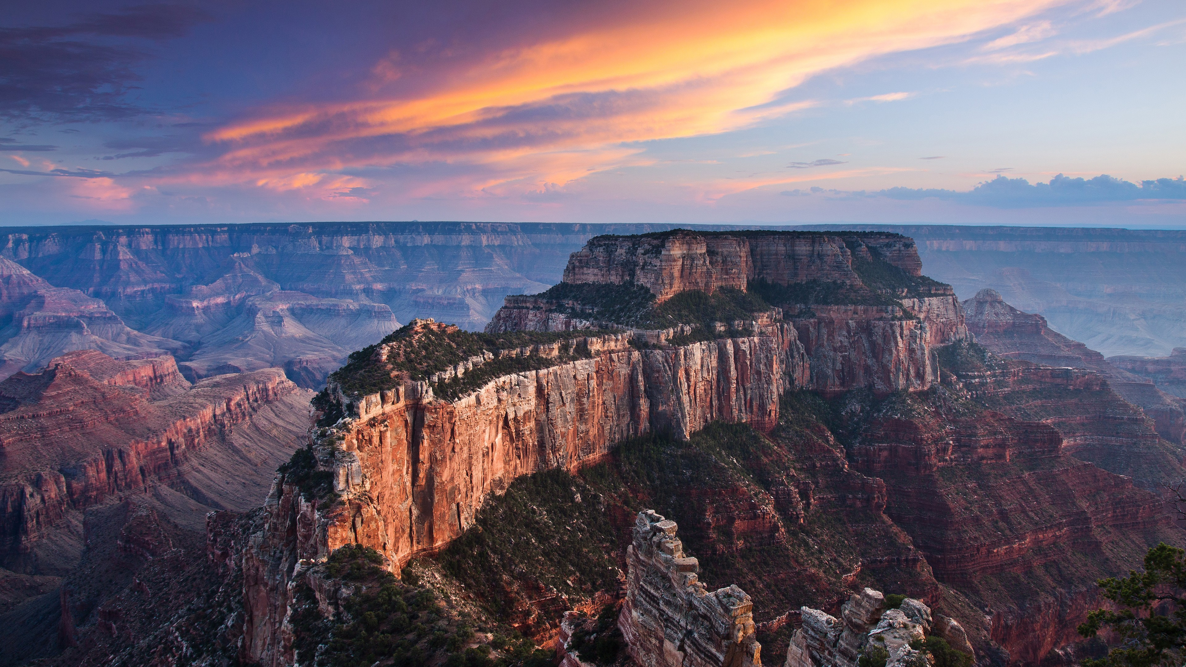 Grand Canyon National Park Arizona 4K Wallpaper HD