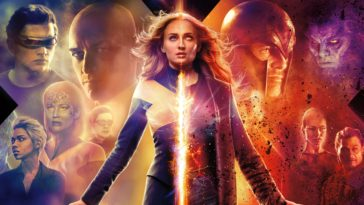 Dark Phoenix Movie Poster HD Wallpaper 4K