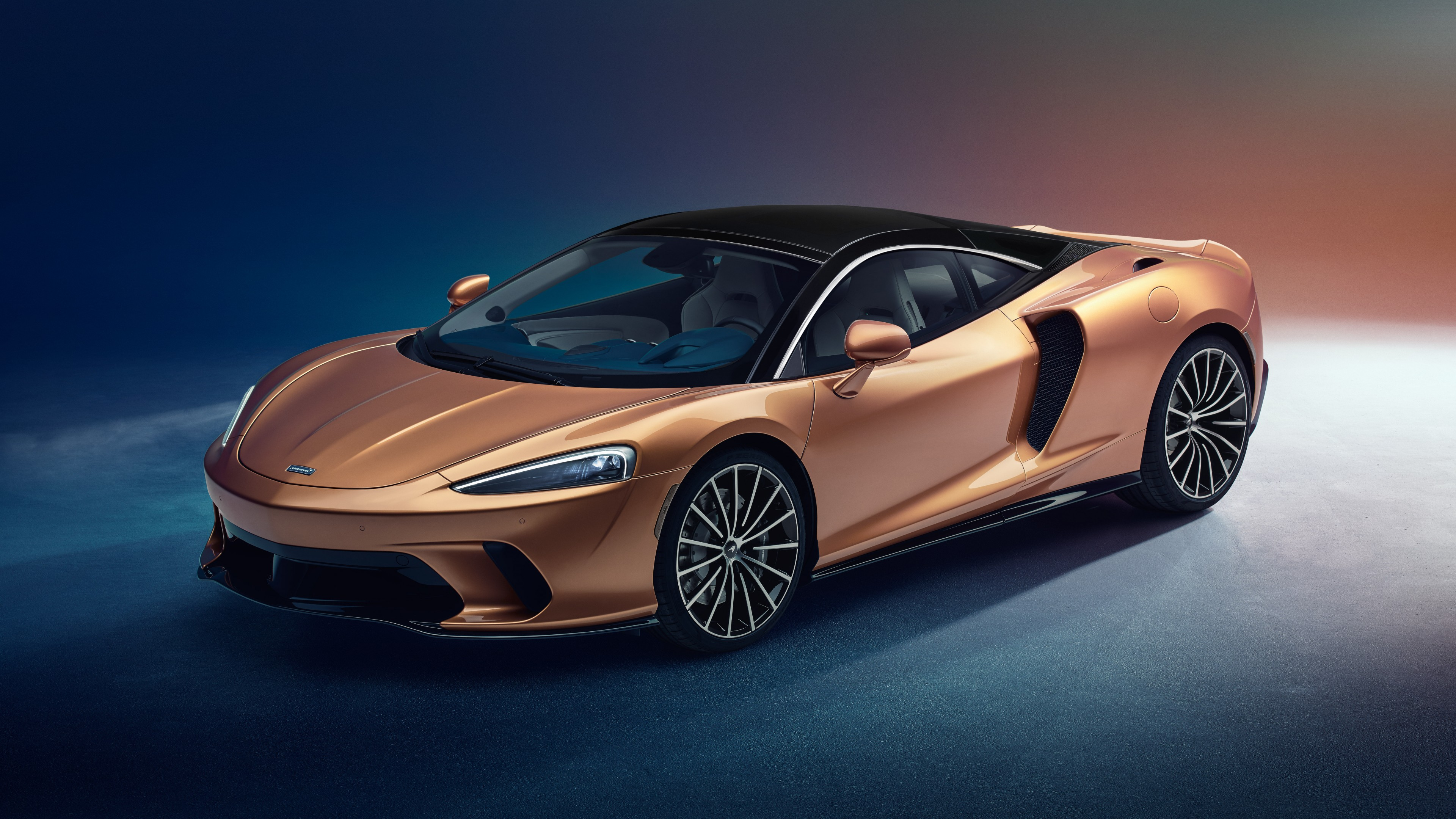 McLaren GT Superlight HD Wallpaper for Desktop