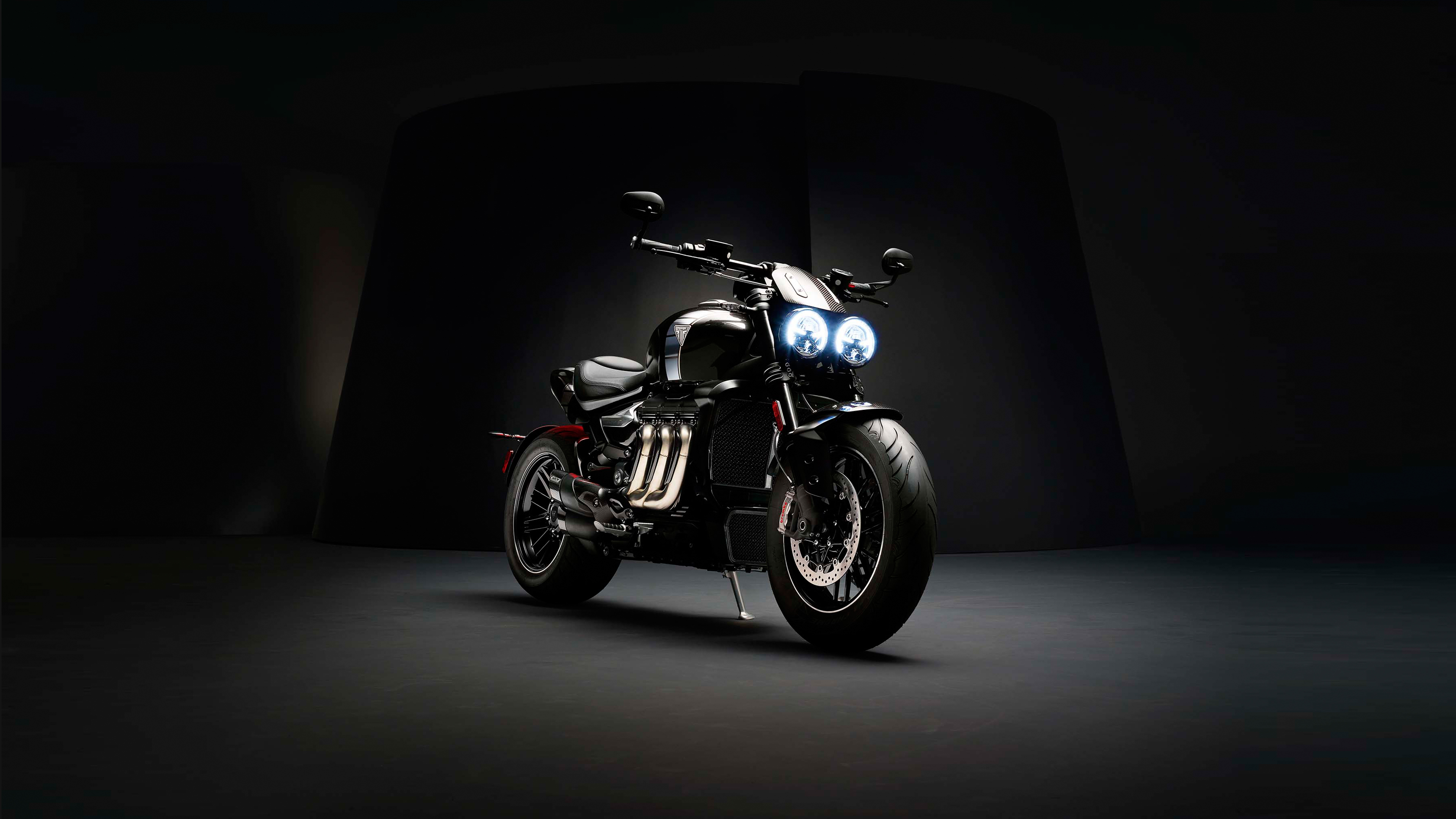Triumph Rocket 3 TFC HD Wallpaper 4K Resolution