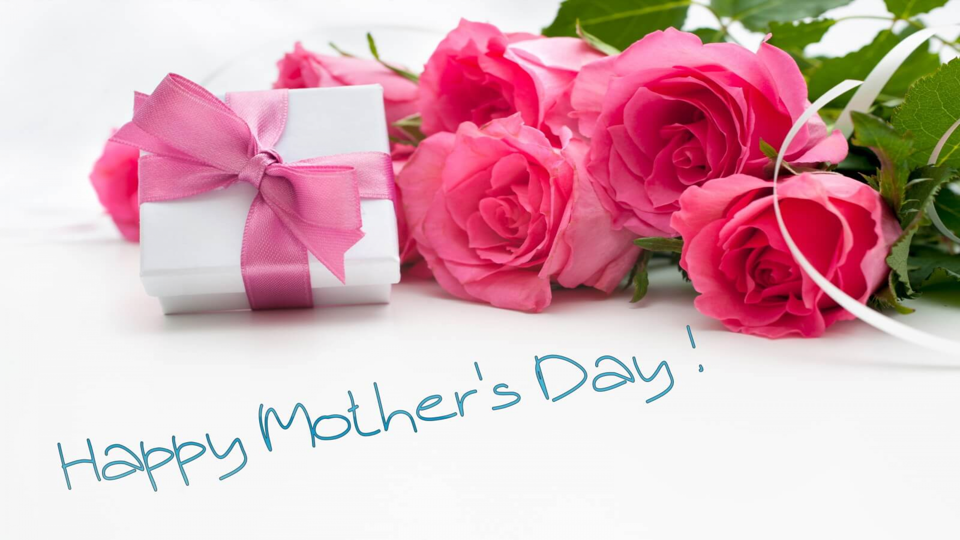 Happy Mothers Day Gift HD Wallpaper for Desktop