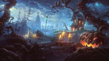 Creepy Halloween HD Wallpaper Halloween Backgrounds full HD Free Download for Desktop