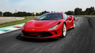 Ferrari F8 Tributo Photo Wallpaper 4k Size