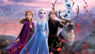 Frozen 2 Wallpaper Free Download HD 4K Resolution