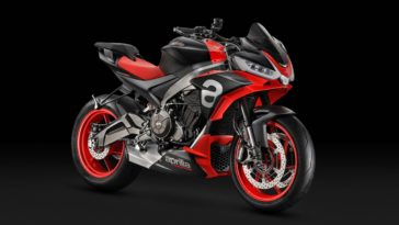 Aprilia Tuono 660 Concept Bike Wallpaper HD 3840x2160