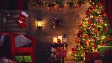 Christmas Decoration HD Wallpaper for Desktop