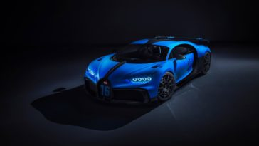 Bugatti Chiron Pur Sport Car 2020 4K Background HD