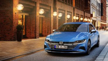 Volkswagen Arteon 4K HD wallpaper 3840x2160