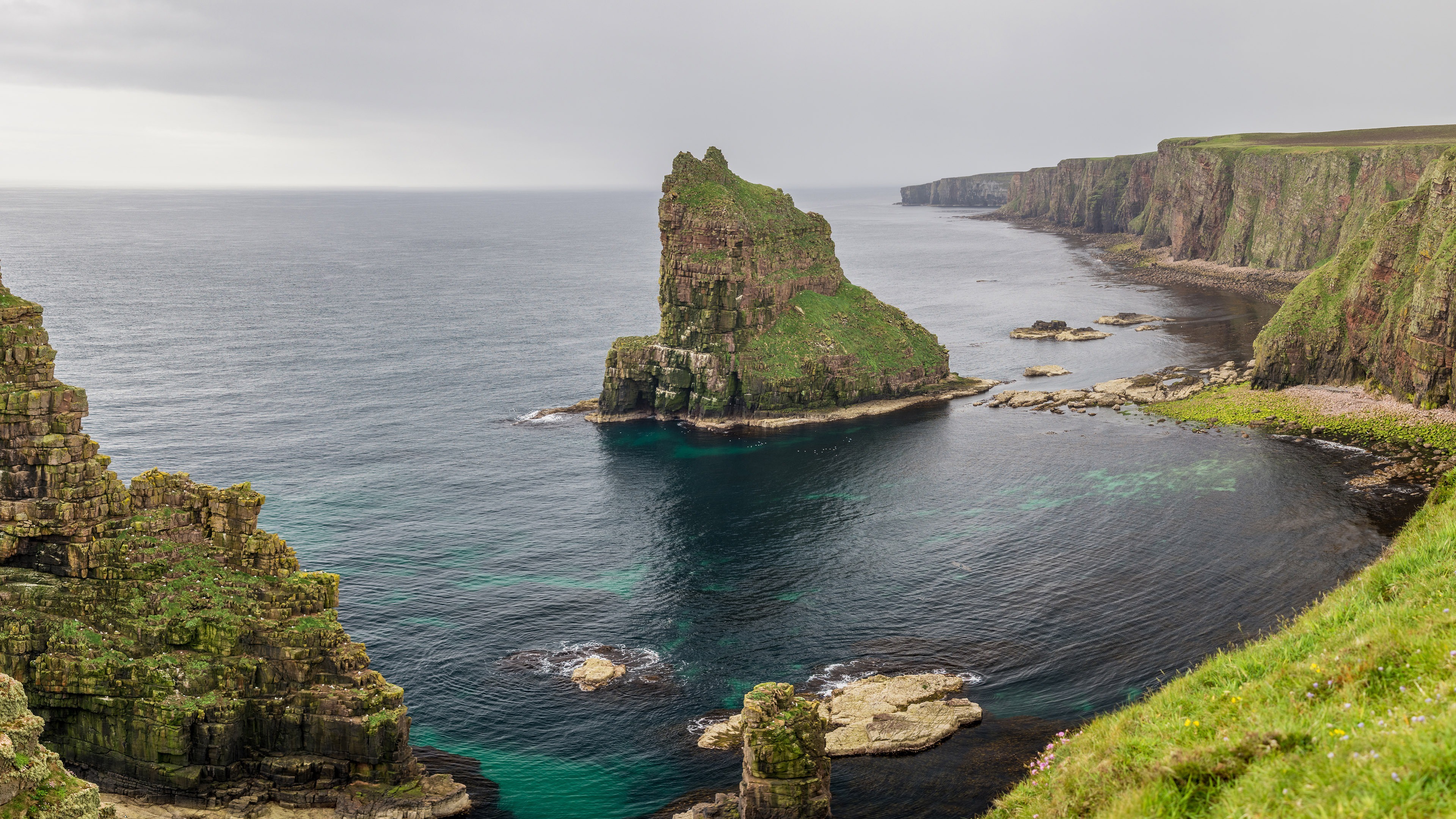 Duncansby Head Nature Photography 4K Wallpaper HD