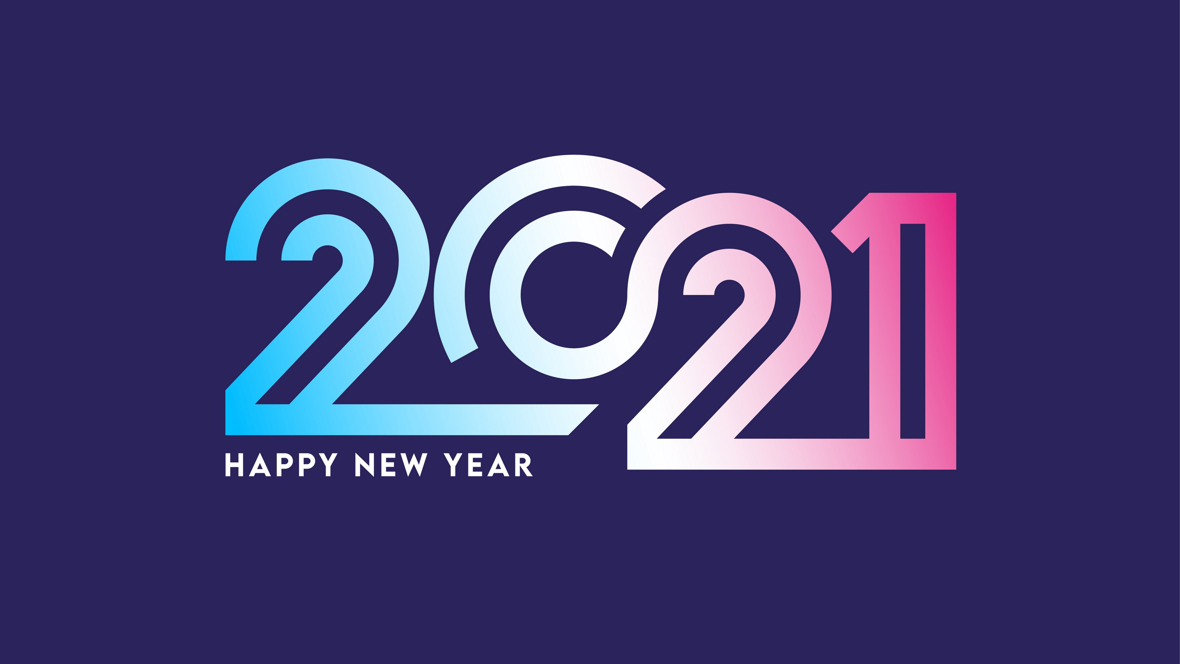 Happy New Year 2021 HD 4K Pic